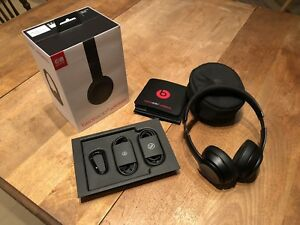 Beatssolo3 Wireless head phones