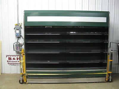 Hill Phoenix Qtm 8 In Line Refrigerated Multi Deck Grocery Display Case Q9524tm