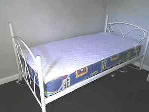 Single bed and mattress Newcastle Newcastle Area Preview