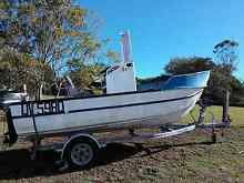 Clark abalone aluminium boat Veresdale Ipswich South Preview