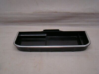 vintage new old stock dash tray car tray dashboard tray cigarette tray utility