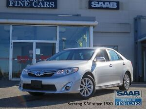 2012 Toyota Camry  XLE  Hybrid/Power Sunroof