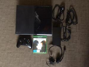 Xbox One 1tb + Halo 5 Guardians Thabeban Bundaberg City Preview