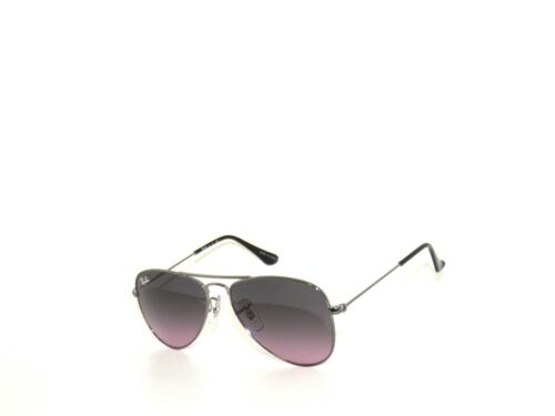 RAY BAN kids sunglasses RJ 9506S GUNMETAL PURPLE GRAY GRADIENT  200/90 JR 9506