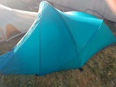 Vintage The North Face Tadpole NHP Tent 2 Person 1992 TNF backpacking tent
