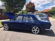 17 inch wheels rims datsun 1600 Broadmeadows Hume Area Preview
