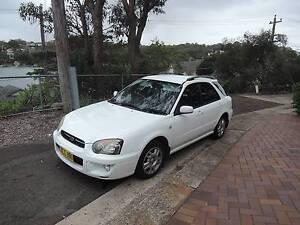 2004 Subaru ImprezaGX AWDHatchback 4SP Auto AirCon Very low kms Connells Point Kogarah Area Preview