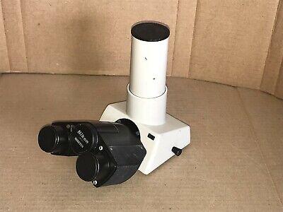 Nikon Microscope Uw Trinocular Head