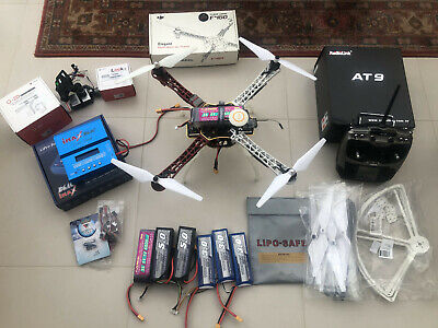 DJI F450 Flamewheel Quadcopter Drone and kit