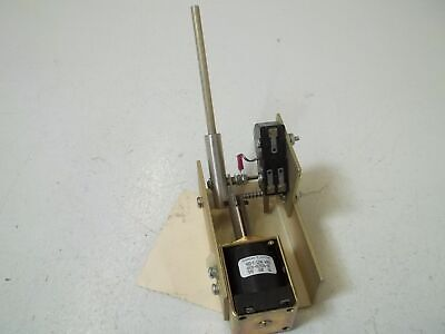 Universal Voltronics Corp. 85-2-855-695 Solenoid Assy. Used