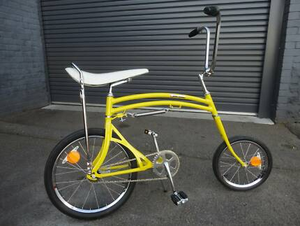 1970's Swing Bike. Fully restored & SHOW condition, SUPER RARE!! Bayswater Bayswater Area Preview