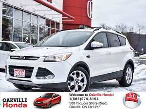 2013 Ford Escape SEL FWD Clean Carproof|Sunroof|Leather|Heated S