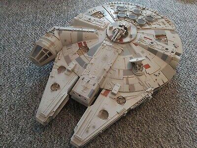 Star Wars Millenium Falcon Legacy Collection Hasbro 2008 Original box/manual
