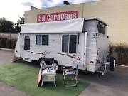 COROMAL EXCEL 547 POP TOP 18' with SHOWER/TOILET.  SHOW SPECIAL Klemzig Port Adelaide Area Preview