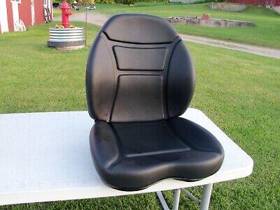Cat Skid Steer Seat Cushion Kit Multi Terrain Loader Caterpillar 267 277 287 262