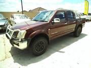 2004 HOLDEN RODEO LT AUTO PETROL 4X4 $6990 St James Victoria Park Area Preview