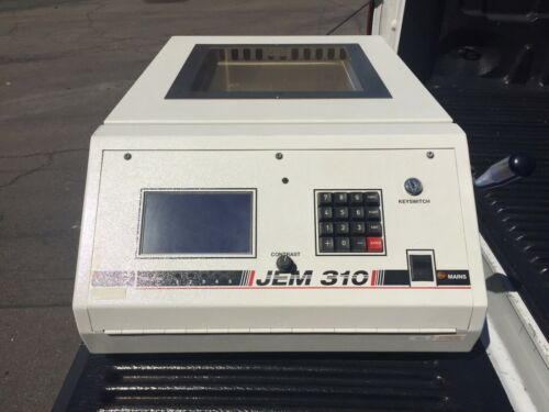 OK Industries JEM-310 batch convection reflow oven with built-in profiler
