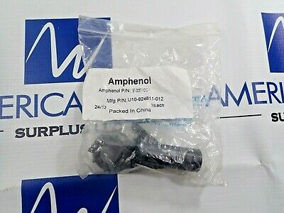 97-3057-1012-1 Amphenol Aerospace Cable Clamp New In Bag