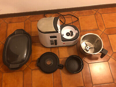 Robot da cucina multiuso SilverCrest Monsieur Cuisine Edition Plus originale