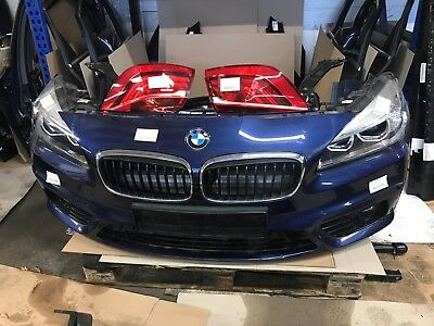 BMW F45 LED Package Bonnet Mudguard Bumper Xenon Headlight all Front