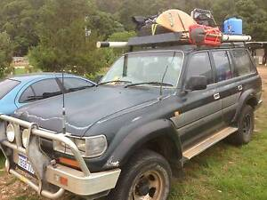 1994 Toyota LandCruiser Coburg Moreland Area Preview