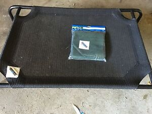Medium Trampoline bed with replacement cover Tenambit Maitland Area Preview