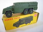 Dinky Army Vehicles