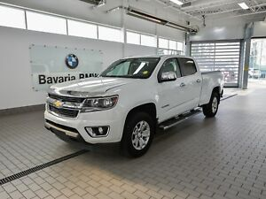 2015 Chevrolet Colorado Crew 4x2 LT / Short Box