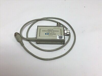 Hp Agilent 85027a 10 Mhz To 18 Ghz Directional Bridge Tested