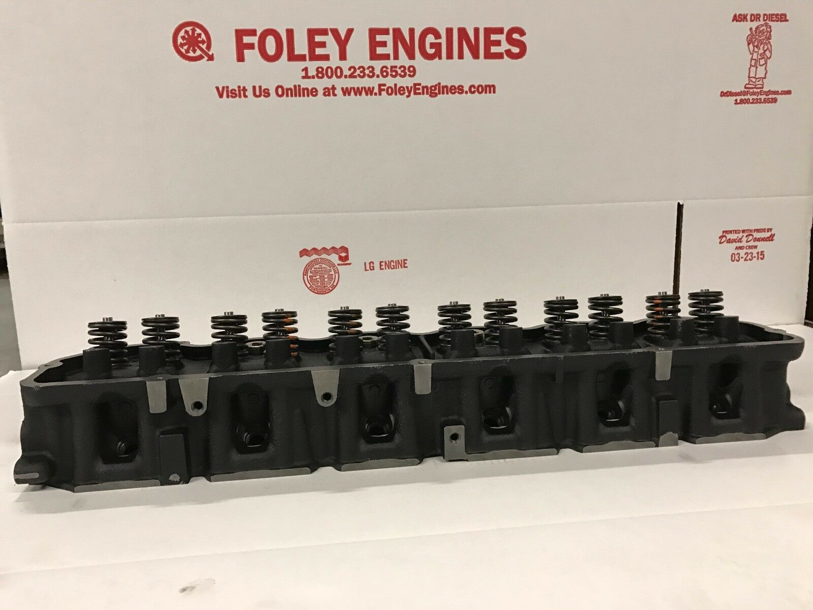 Used Ford Ford 300 Cylinder Heads and Parts for Sale