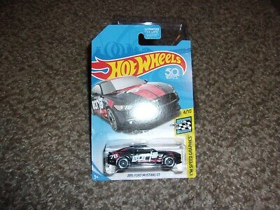 HOT WHEELS 2018 SUPER TREASURE HUNT 2005 FORD MUSTANG GT