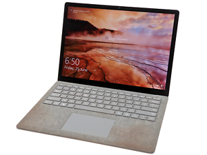 Microsoft Surface Laptop - i5-7200U/4GB/128GB - Platinum (Cracked)
