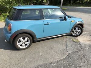 2007 Mini Cooper Hatch Oxygen Blue