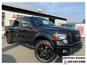2012 Ford F-150 FX4; Local BC truck! Clean status!