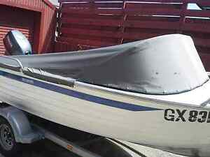 Boat 2004 Brooker4.35 metre and trailer Craigieburn Hume Area Preview