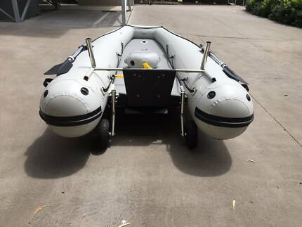 2017 Takacat 3400metre sports Inflatable as new Bargain