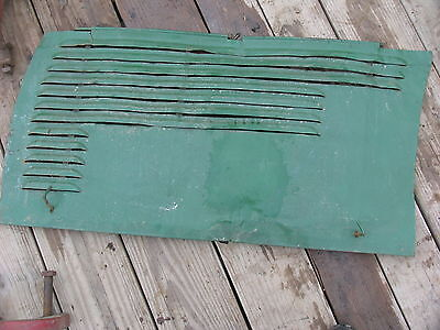 Oliver Tractor  Hood Side Curtains Cover