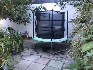 Vuly trampoline - 8ft