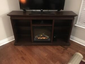 Fireplace Media Unit