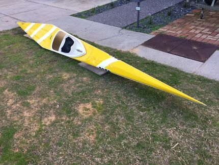 Cleaver K1 kayak - 11kg - fast