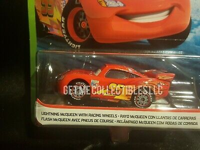 DISNEY PIXAR CARS LIGHTNING MCQUEEN WITH RACING WHEELS WGP 2020 SAVE 6% GMC