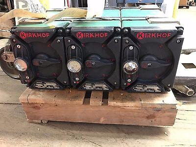 Kirkhof F2290w625w Welding Transformer 90 Kva 60hz 1gpm Waterflow