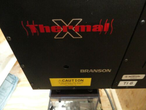 Branson 201-1 Thermal Processing System - Thermal Staker