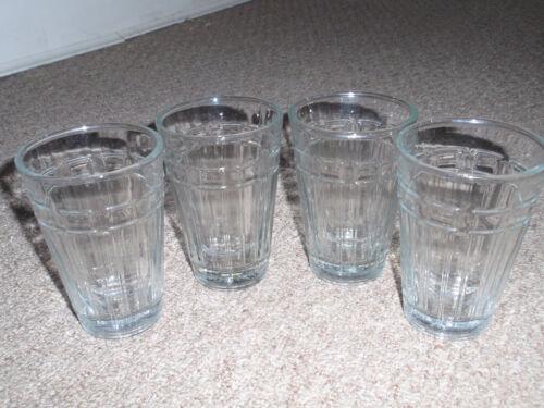 Longaberger  Beverageware 8oz. Tumblers (Set of 4), Pre-Owned!!!