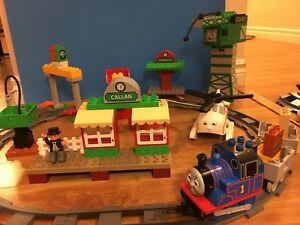 LEGO duplo Thomas the train.