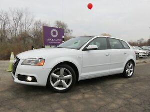 2013 Audi A3 S-LINE CLEAN CAR PROOF LOW MILEAGE SAFETY AND WARR