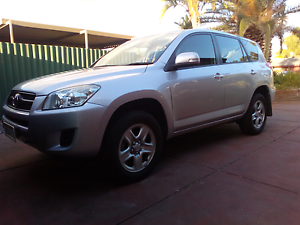 2012 Toyota RAV4 4x4 CV 2.4L Very low kms Excellent condition Thornlie Gosnells Area Preview
