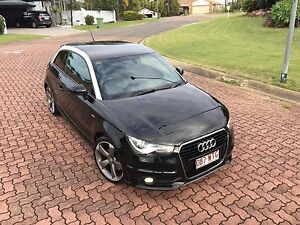 2011 Audi A1 Sport S-Line Package in Great condition Pacific Pines Gold Coast City Preview