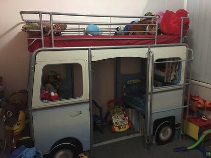 Combi Van bunk bed Plumpton Blacktown Area Preview