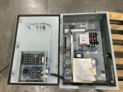 Generac Automatic Transfer Switch 100amp 480volt Gts Gts010w-3k2ldnan 0006652